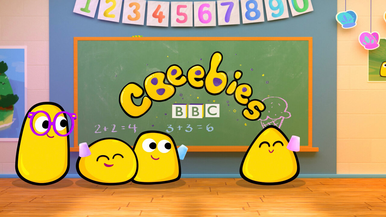 CBEEBIES DIGITAL SHORTS 2017